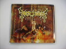 NECROPHAGIA - HARVEST RITUAL VOLUME 1 - CD DIGIPACK NEW UNPLAYED 2005
