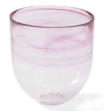Windlicht Alabaster pink Leonardo neu Deko Geschenk Teelichthalter Glas, Modern