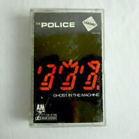 The Police Cassette Ghost in the Machine