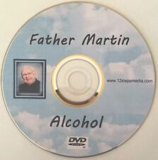 """Father Martin """"Alcohol"""" ALCOHOLICS ANONYMOUS DVD FREE SHIPPING RARE"""