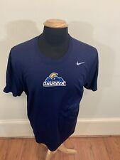 Nike Dri Fit Trenton Thunder T Shirt Men's Size Large