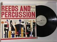 Enoch Light Reeds and Percussion Command RS 820 LP Record Jazz