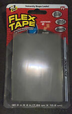 Flex Tape Mini Strong Rubberized Waterproof Tape, Clear