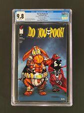 Do You Pooh? #1 CGC 9.8 (2020) - Brandon's Comics Edition A - 16 of 25