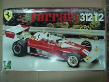 Protar Rare Vintage 1/12 Scale Ferrari 312 T2 F1 1976 Model Kit Niki Lauda Used