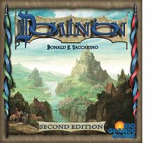 Dominion Second Edition Deck Building Card Game Base Core RGG 531 2nd