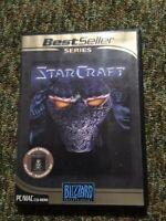 Starcraft Best Seller Series + Expansion Set Brood War PC Game