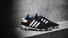Adidas Copa Mundial 70y FG Black/White/Blue UK10.5