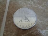 Kitmat Alcan Canada Aluminum Medallion - Aluminum Company of Canada Ltd.