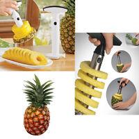 Sbuccia Ananas Taglia Affetta Pulisci Plastica Acciaio Cucina Decora Frutta 329