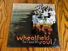 THE GUESS WHO WHEATFIELD SOUL ~ ORIGINAL FIRST PRESS LP STILL IN SHRINK ~ 1969