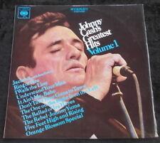 JOHNNY CASH Greatest Hits Volume 1 LP