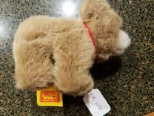 VINTAGE STEIFF -BROWNY the GRIZZLY BEAR- PLUSH TEDDY ANIMAL -1445/12- with TAG