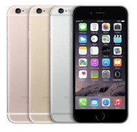 Apple iPhone 6S 64GB FACTORY UNLOCKED 4G LTE Space Gray Rose Gold Silver