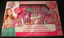 Make It Mine Ultimate Scrapbook Designer Kit Toy 1500+ pieces New