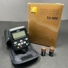 Nikon Su-800 Shoe Mount Wireless Speedlight Commander