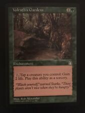 1x Volrath's Gardens Stronghold Ed. MTG Magic The Gathering LP Cond English