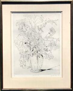 Gordon Cook - Richard's Vase  13/20   1985    (SH01)