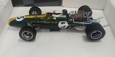 1:18 Exoto 1967 Lotus Ford Type 49 Jim Clark #5 Grand Prix Winner Shelf R2