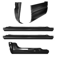 96-98 KIT Chevy 3-Door Extended Cab Corners & Rocker Panel Set, GMC Truck L&R