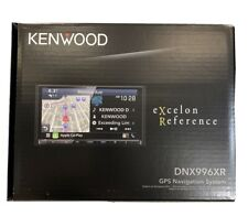 "KENWOOD EXCELON DNX-996XR 6.8"" HD SCREEN NAVIGATION/DVD RECEIVER DNX996XR NIB"