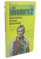 Keith Laumer INVADERS 2: ENEMIES FROM BEYOND  1st Edition 1st Printing
