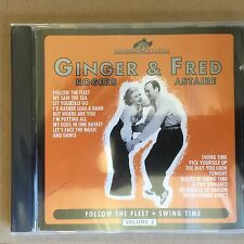 Ginger Roberts & Fred Astaire - Follow The Fleet - Swing Time - CD