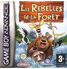 Les Rebelles De La For?t pour Game Boy Advance