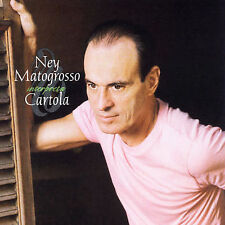 Matogrosso, Ney,Interpreta Cartola, Import, Live