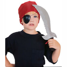 Child Pirate Accessory Kit Halloween Costume Party Prop Accessory Rubies 13642