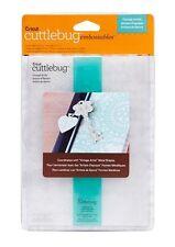 Cricut Cuttlebug VINTAGE ARTIST Embossables Pattern Folder and Icon Folder
