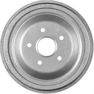 Bendix Brake Drum Cast Iron Rear Ford Lincoln Mercury Full-Size Psgr Car 5x4.5""