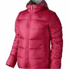 New Nike Mont 541418 604 Alliance Jacket & Hooded Vest red sz XS MSRP $200
