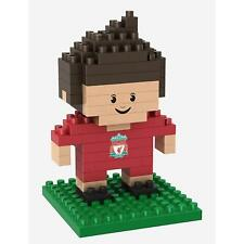 LIVERPOOL FC BRXLZ 3D PLAYER CONSTRUCTION PACK 82 PIECES OFFICIALLY LICENSED