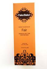 Fake Bake Fair Selbstbräuner Self Tan Gradual Self-Tan Fair Skin 170ml Neu