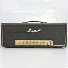 1976 Marshall JMP 50W Lead MK II Amplifier Amp Head #40437