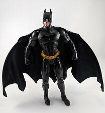 "Mattel 2005 Action Cape 14"" Batman Begins Series 1 Figure H1386 Dc Comics"