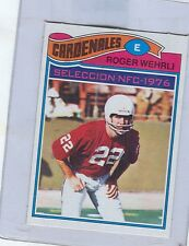 1977 Topps Mexican # 290  ROGER WEHRLI  Cardinals  Missouri  stf