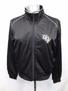 UCF Knights Youth Girls Large Full Zip Black Track Jacket NCAA Size S-XL