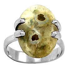 Ocean Jasper 925 Sterling Silver Ring Jewelry s.9 3695R