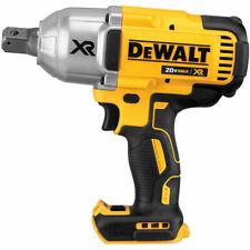 "DEWALT DCF897B 20V Max XR High Torque 3/4"" Impact Wrench Bare Tool"