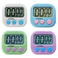 Magnetisch Digital Küche Kochen Timer Mit Laut Alarm und Groß LCD Display