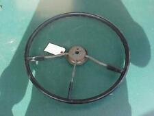 1951 Pontiac Steering Wheel Orig OEM Black