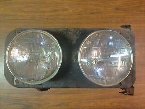 1969 Fairlane Ranchero Torino Headlight Bracket, buckets, Grille Supports RH
