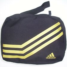 AUTHENTIC ADIDAS BLACK TOILETRY/ WASH/ TRAVEL BAG BNWOT