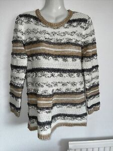 Lovely Jumper by Collection L. Size 12. Brand New.