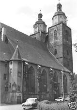 AK, Lutherstadt Wittenberg, Stadtkirche, 1967