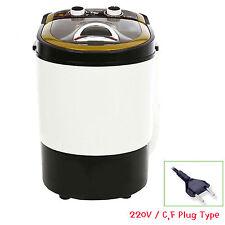 DAEWOONG POWER MOM Mini Washing Machine Portable Washer Spin Dryer