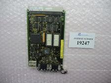 16-Bit processor card STU 500 Bachmann Electronic No. 6448/03, Unilog 4000