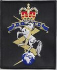 British Army REME Royal Electrical and Mechanical Engineers Embroidered Patch